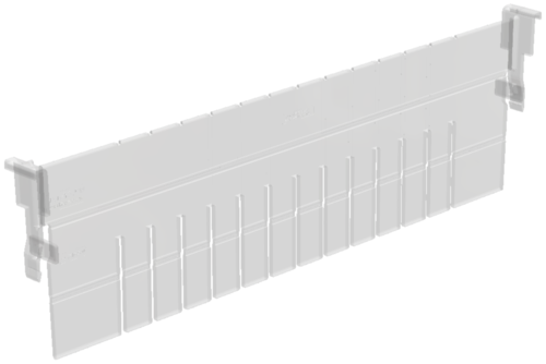 FLEXMODUL-DIVIDER PC 400x100mm